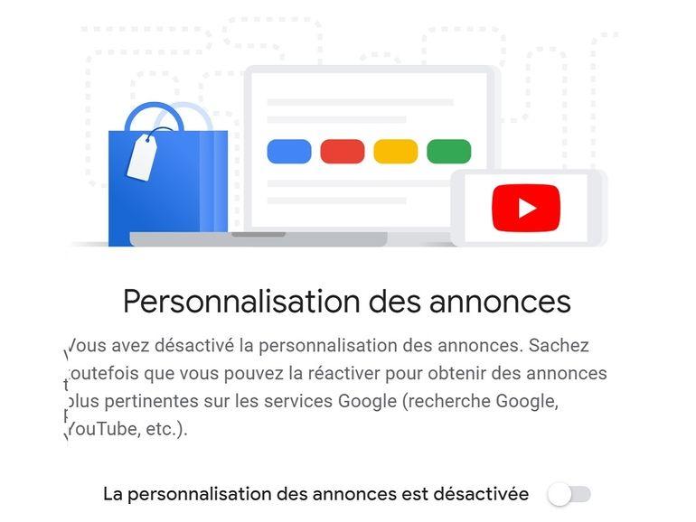 Publicité ciblée : Google met un coup d'arrêt à son système d'identification