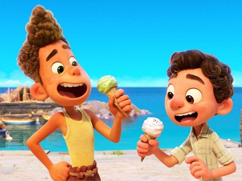Luca (critique) : faut-il regarder le nouveau film d'animation Disney+ ?