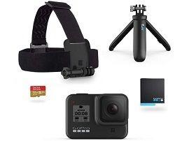 Prime Day : la GoPro HERO8 Black et ses accessoires à un prix jamais vu sur Amazon