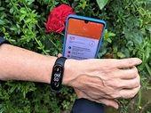 Test du Xiaomi Mi Smart Band 6 : un goût de déjà vu, en plus grand