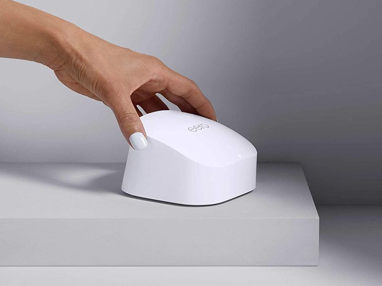 Test Amazon eero 6 : un système réseau Wifi 6 maillé design et bon marché