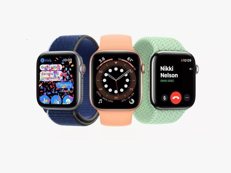 watchOS 8 : tout savoir sur la dernière mise à jour pour Apple Watch