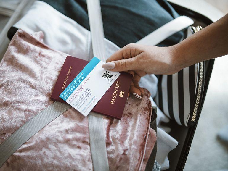 Le Pass sanitaire européen pour voyager cet été est ...