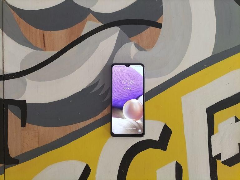 Test du Samsung Galaxy A32 5G : en voilà un qui ne restera pas dans les annales