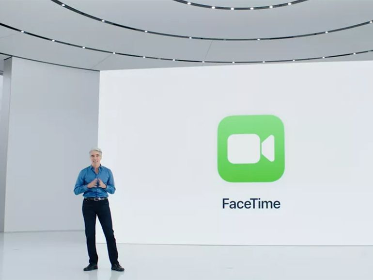 FaceTime : des appels programmés et la prise en charge d'Android et Windows