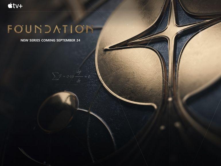 Fondation : la série événement d'Apple TV+ se dévoile dans une bande annonce