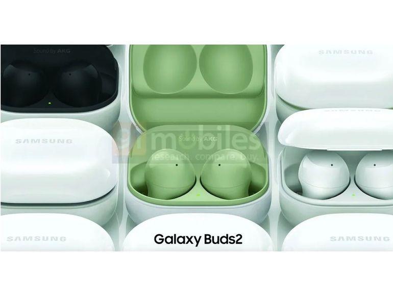 Samsung Galaxy Buds 2 : de nouveaux écouteurs sans fil arrivent chez le fabricant coréen ?