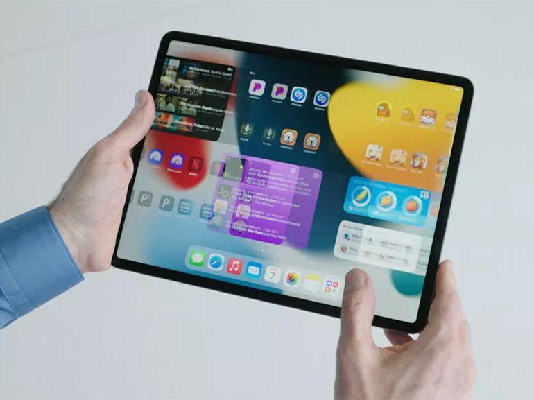 Apple WWDC : les iPads gagnent de nouveaux widgets et outils multitâches