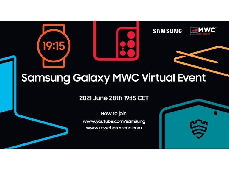 MWC 2021 : Samsung tiendra une conférence le 28 juin dédiée à son écosystème d'appareils connectés