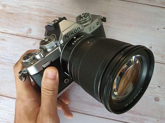 Nikon Z fc : un hybride proche du Z 50 avec le design rétro du célèbre Nikon FM2