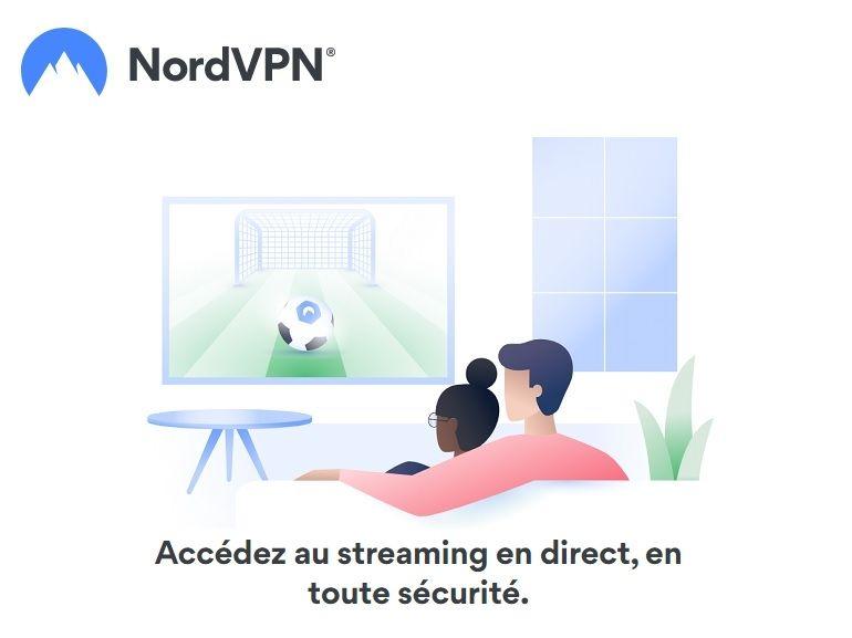 NordVPN : on vous explique comment regarder les matchs de l'Euro qui ne sont pas diffusés en France