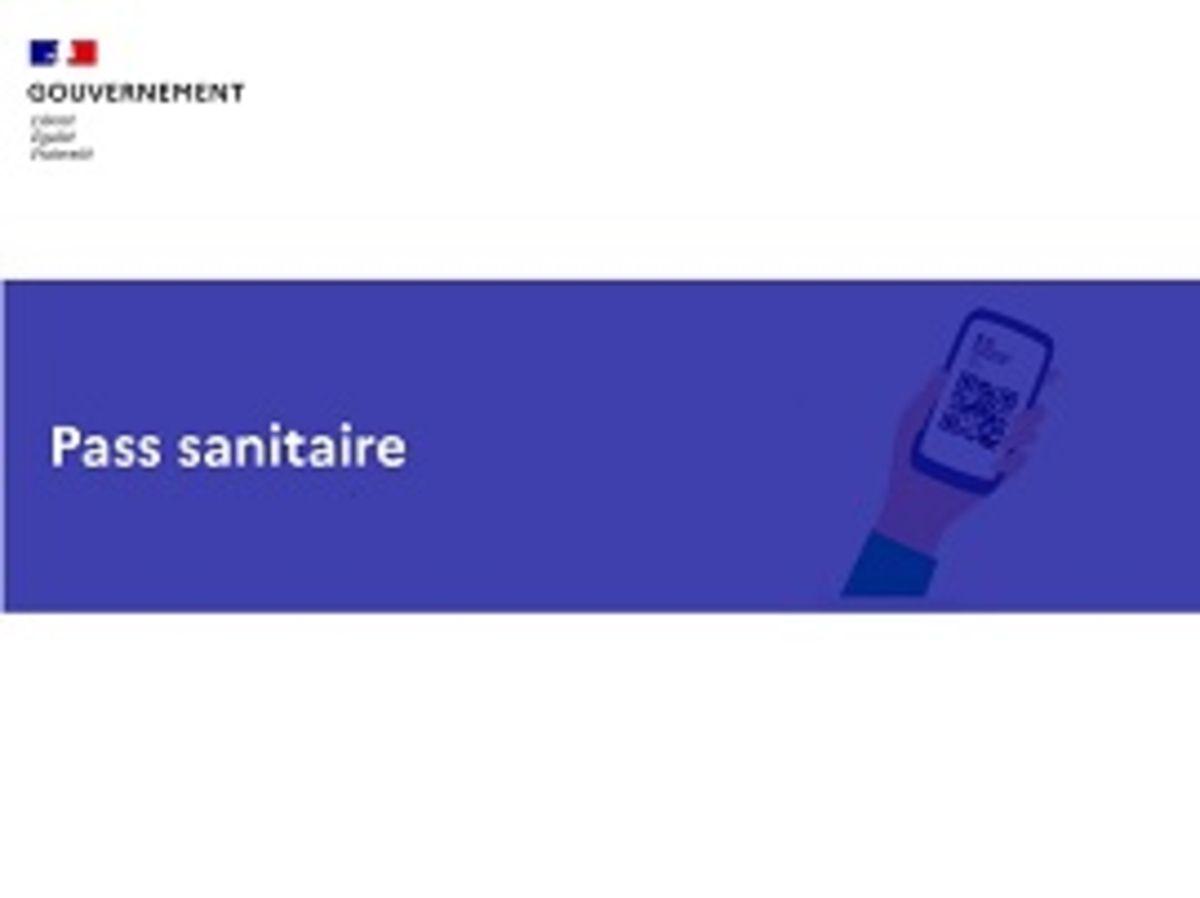 Pass sanitaire : la liste des lieux où il devient obligatoire le 21 juillet