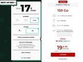 Forfait 5G à moins de 20 euros : le meilleur c'est chez RED by SFR ou Free Mobile ?