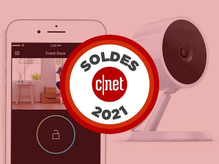 Soldes 2021 : 2ème démarque sur les caméras de sécurité