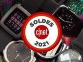 Soldes 2021 : les bons plans montres et bracelets connectés de l'été