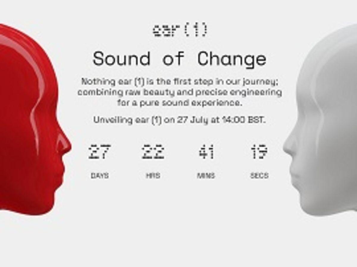 Nothing, la nouvelle entreprise de Carl Pei, tiendra une conférence le 27 juillet