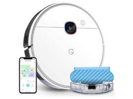 Un robot aspirateur et laveur avec navigation intelligente à 209€