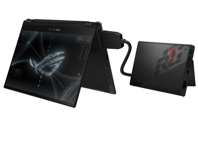 Test Asus Rog Flow X13 : grâce à son GPU XG Mobile, un 13 pouces ultra puissant