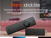 Bon plan Amazon : le Fire TV Stick Lite est à moins de 20€