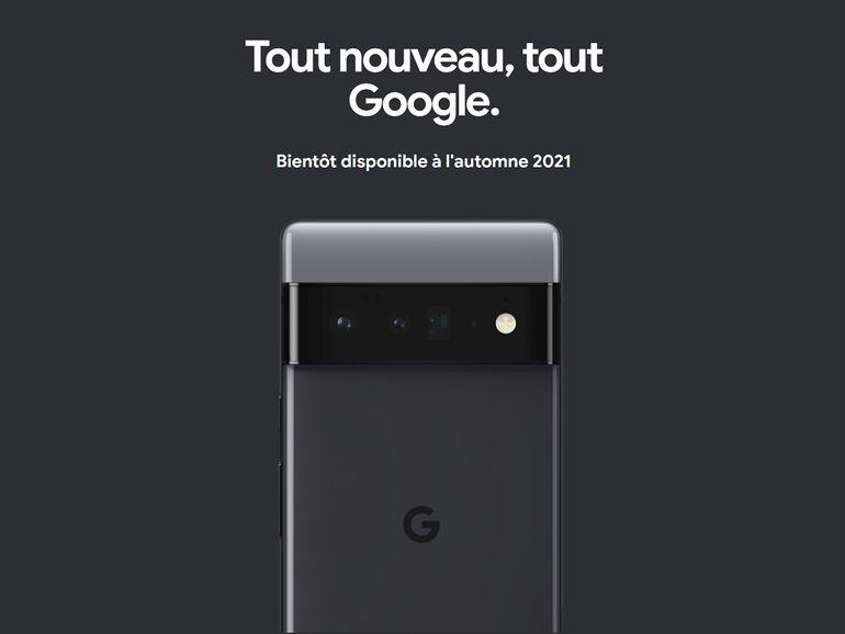 Pixel 6 et Pixel 6 Pro officiels : le retour au premier plan du géant Google ?