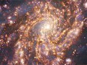 Espace : l'ESO vient de publier de sublimes photos de galaxies
