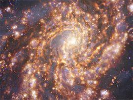 """Espace : l'ESO vient de publier de sublimes photos de galaxies """"voisines"""""""