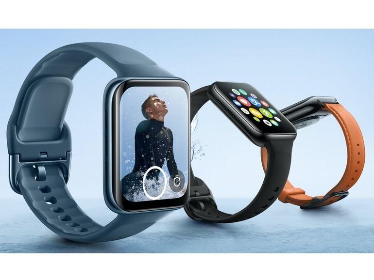 Oppo Watch 2 : une nouvelle montre connectée équipée d'un Snapdragon 4100