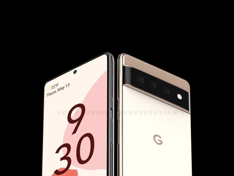 Google : les caractéristiques des Pixel 6 et Pixel 6 Pro se précisent ?