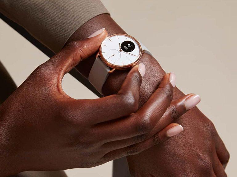Withings lance sa ScanWatch Rose Gold et sensibilise à la santé cardiovasculaire féminine