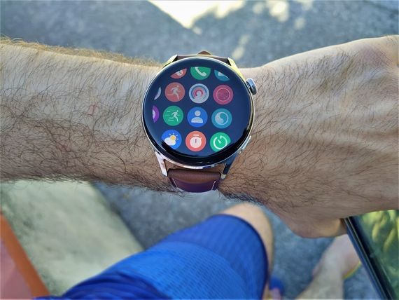 Test de la Huawei Watch 3 : le meilleur de l'élégance horlogère et de la montre connectée
