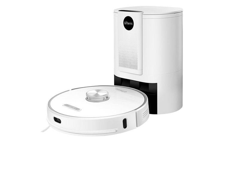 Ultenic T10 : prise en main du robot aspirateur avec station de vidage à moins de 500€
