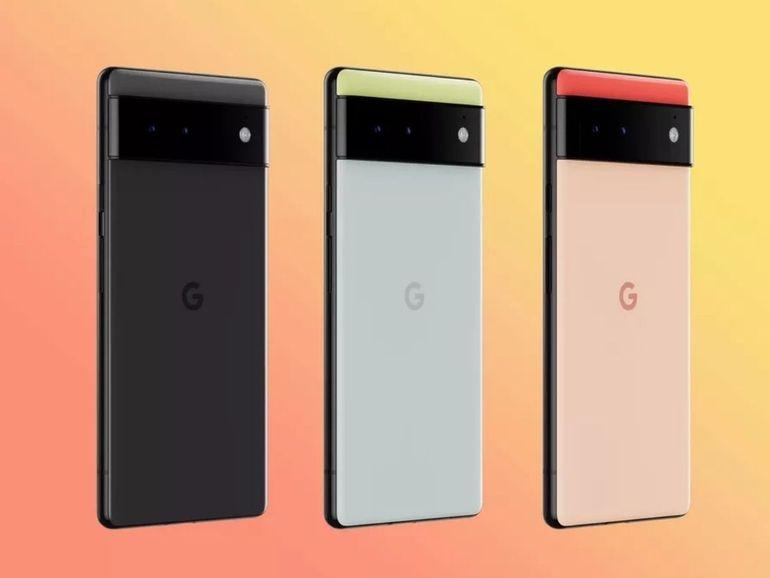 Google Pixel 6 : trois fonctions que nous avons hâte d'essayer