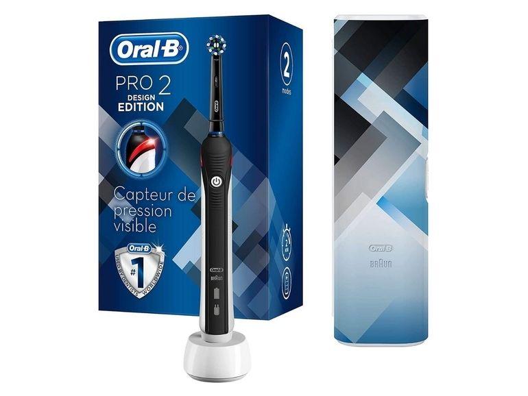 Oral-B Pro 2 : la brosse à dent électrique à moitié prix sur Amazon