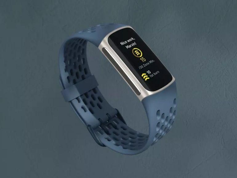 Fitbit Charge 5 officiel : un bracelet connecté qui n'a rien à envier aux smartwatch