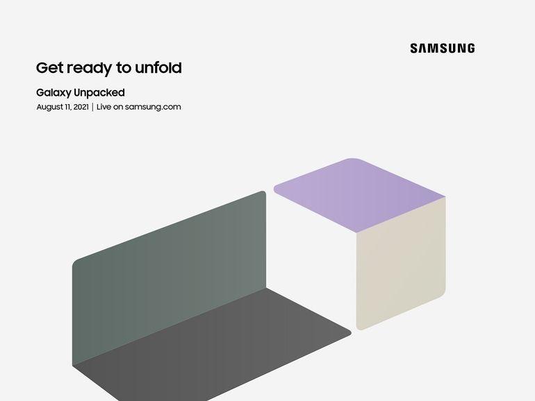 Samsung Galaxy Unpacked : comment suivre l'événement en direct et à quoi s'attendre ?