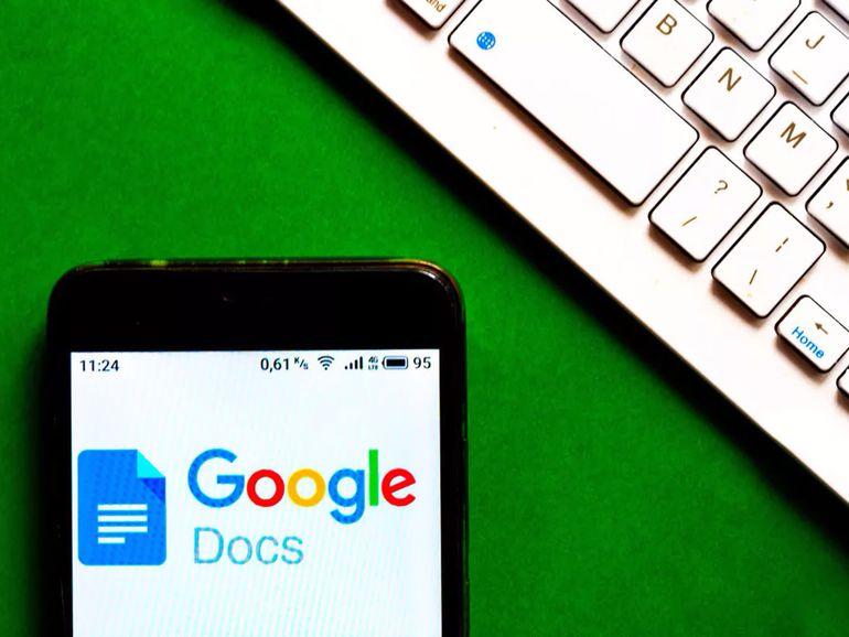 """Google étend la fonction """"Smart Reply"""" de Gmail à Docs"""