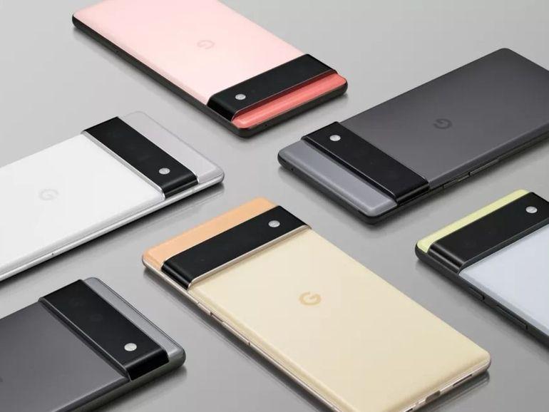 Pourquoi le Pixel 6 pourrait bien être plus enthousiasmant que l'iPhone 13