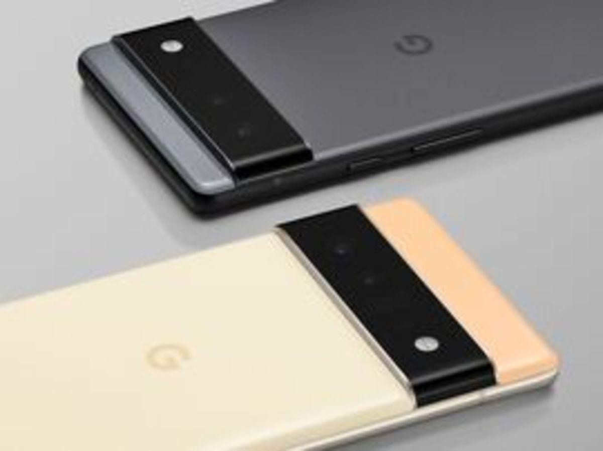 Google Pixel 6 et Pixel 6 Pro : configuration, design, date de lancement… toutes les annonces