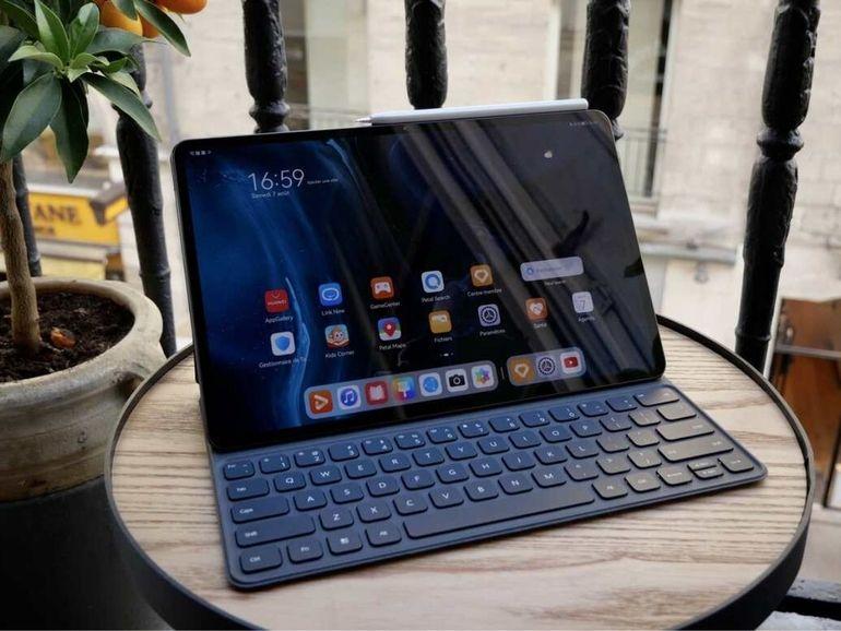 Huawei MatePad Pro 2021 : moins chère qu'un iPad Pro… mais infiniment plus frustrante