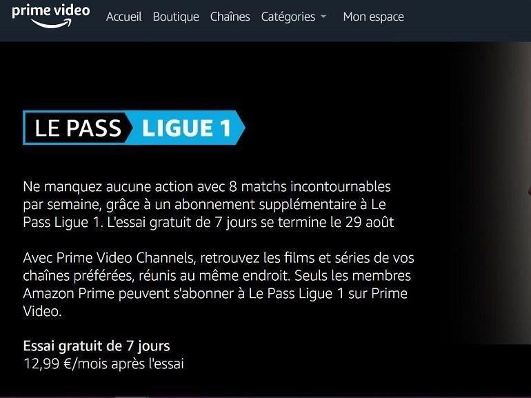 Reims-PSG (Amazon Prime) : comment voir le match gratuitement avec la période d'essai ?