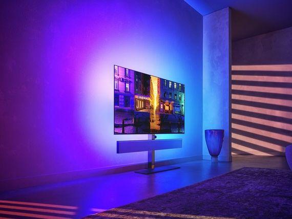 Philips dévoile deux nouveaux téléviseurs OLED+ avec HDMI 2.1 et des dalles plus lumineuses