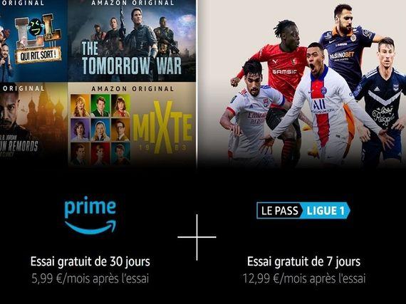 Amazon Prime Video Ligue 1 : prix, matchs, abonnement... tout ce qu'il faut savoir