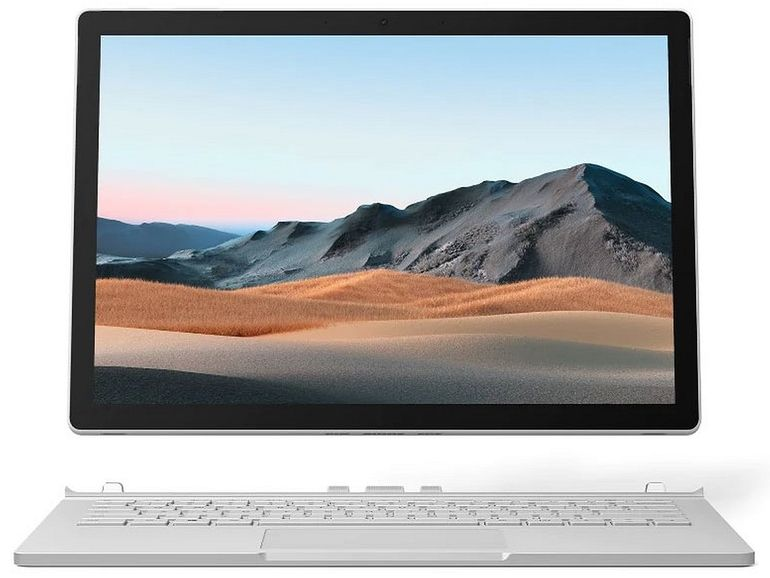 Microsoft Surface Book 4 : un brevet dévoile son nouveau design avec écran pivotant