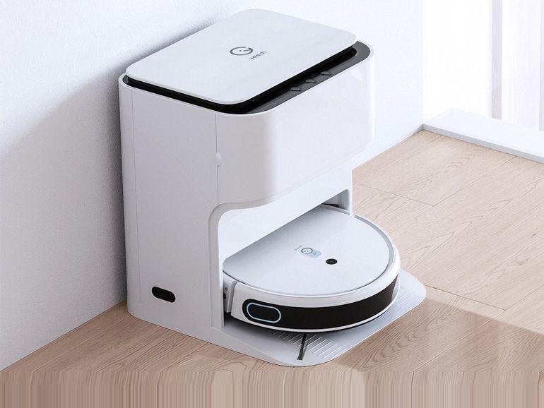Test robot laveur et aspirateur yeedi mop station : une bonne idée, mais à améliorer