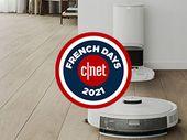 French Days 2021 des robots aspirateurs : les top offres à saisir