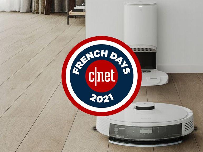 French Days 2021 des robots aspirateurs : les dernières offres à saisir
