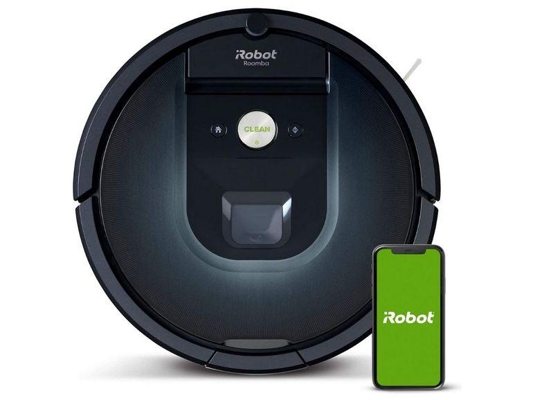 L'aspirateur iRobot Roomba 981 est à 399€ en promotion sur Amazon