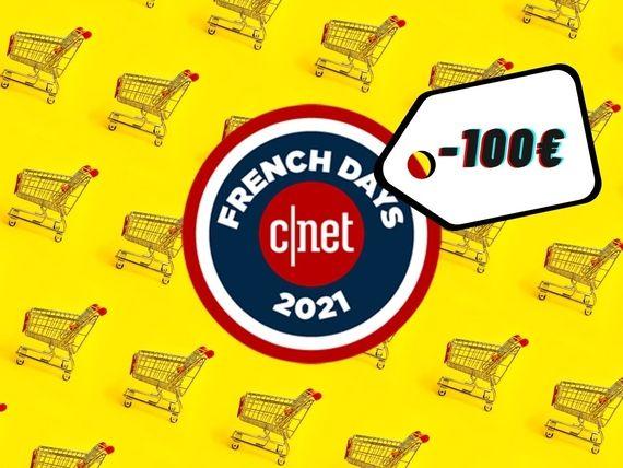 French Days 2021 : les bons plans à moins de 100 euros