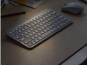 Logitech MX Keys Mini : prise en main de la déclinaison petite taille du clavier