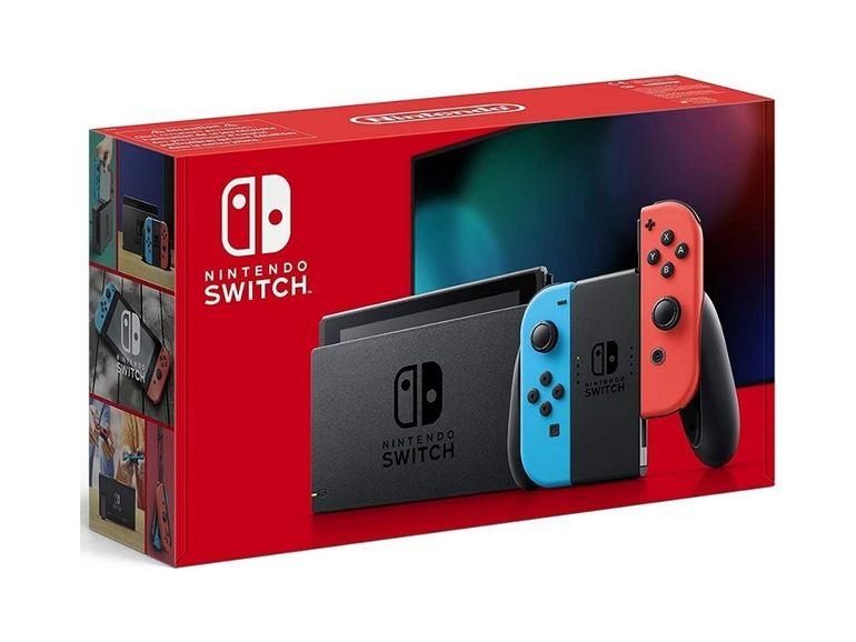 Pour une fois, la Nintendo Switch est en promo (269,99€)
